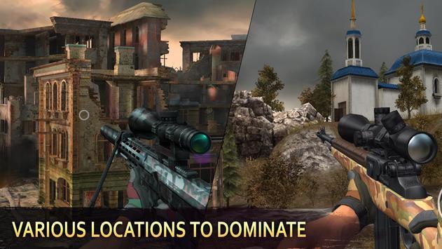 Sniper Arena PvP Army Shooter Apk Mod