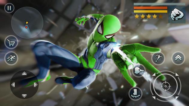 Spider Rope Hero Apk Mod