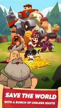Almost a Hero - Idle RPG Clicker Apk Mod