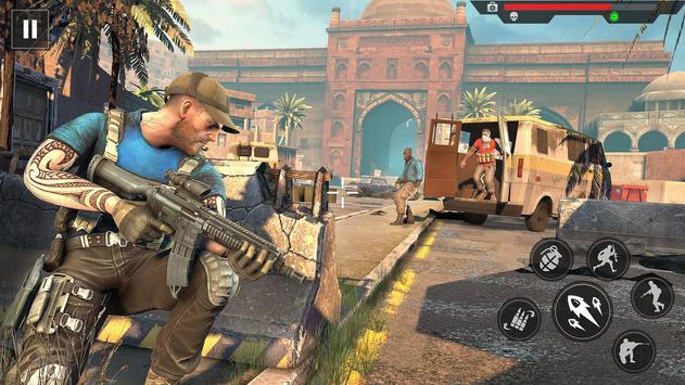 Anti Terrorist Squad Shooting (ATSS) Apk Mod
