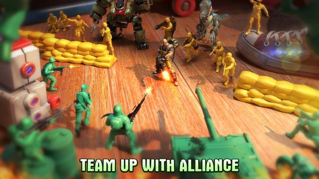 Army Men Strike Apk Mod