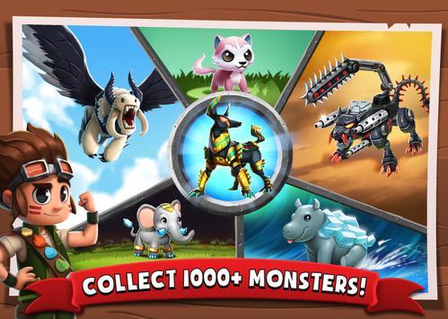 Battle Camp Monster Catching Apk Mod