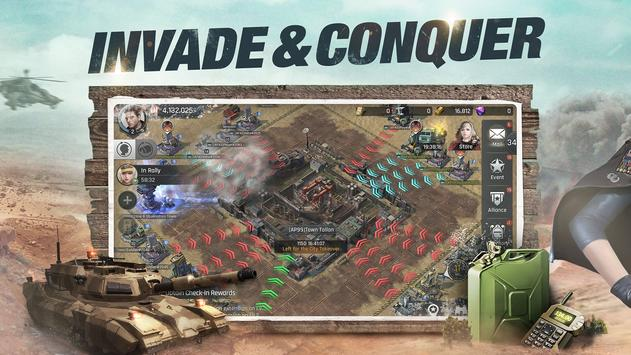 CrossFire Warzone Strategy War Game Apk Mod