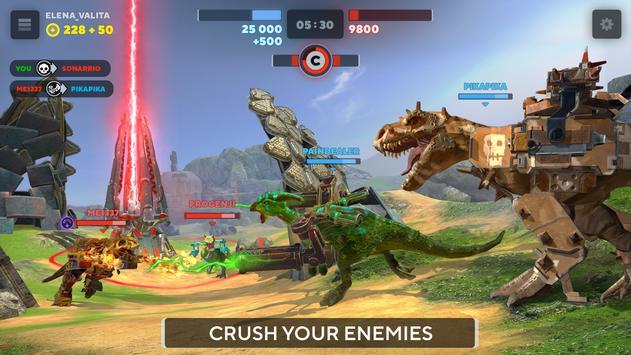 Dino Squad TPS Apk Mod
