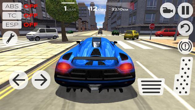Extreme Car Driving Simulator Apk Mod