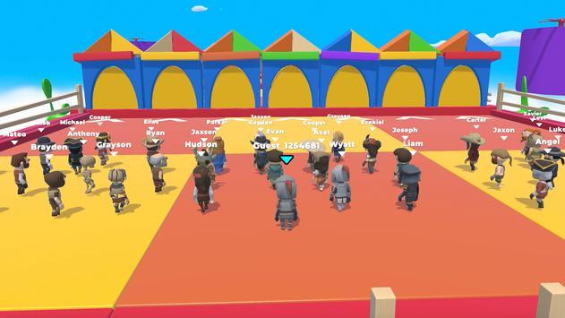 Fall Dudes 3D Apk Mod
