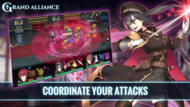 Grand Alliance Apk Mod
