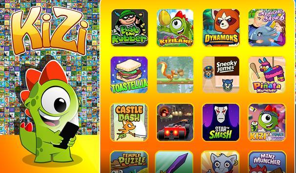 Kizi - Cool Fun Games Apk Mod