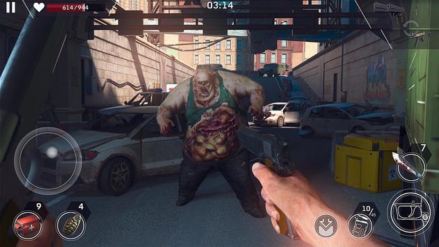Left to Survive Dead Zombie Apk Mod