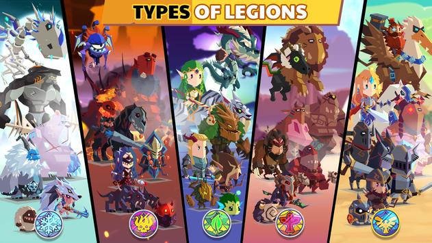 Lords Hooray Legends of Legion Mod