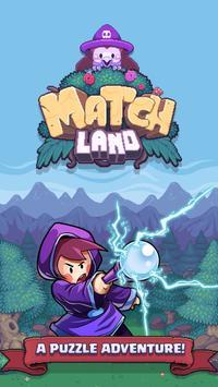 Match Land Puzzle RPG
