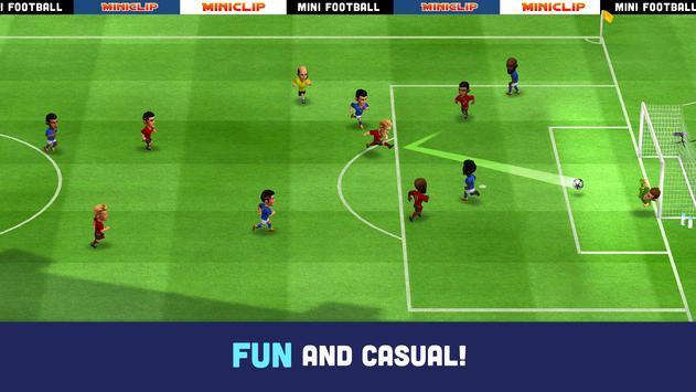 Mini Football Mobile Soccer Apk Mod