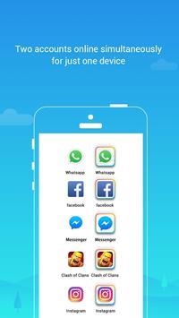 Parallel Space Lite-Dual App Mod
