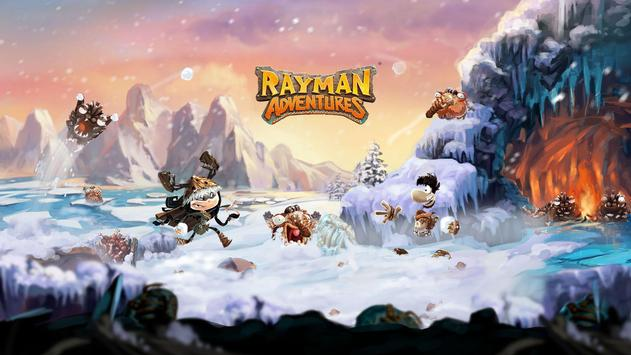 Rayman Adventures Apk Mod
