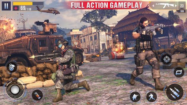 Real Commando Secret Mission Free Shooting Games Apk Mod