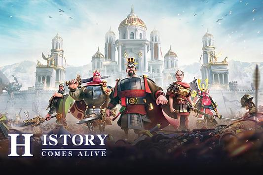 Rise of Kingdoms Lost Crusade Apk Mod