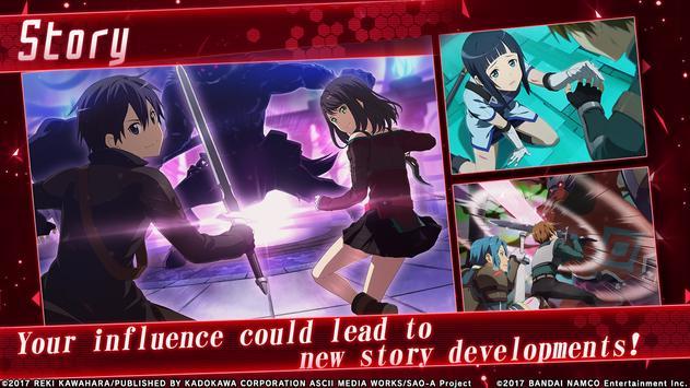 Sword Art Online Internal Factor Apk Mod