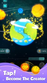 Tap Galaxy Build your space world Apk Mod