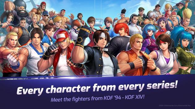 The King of Fighters ALLSTAR Apk Mod