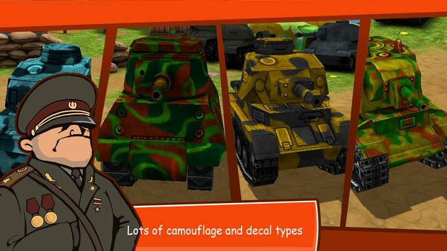 Toon Wars Awesome PvP Tank Games Mod