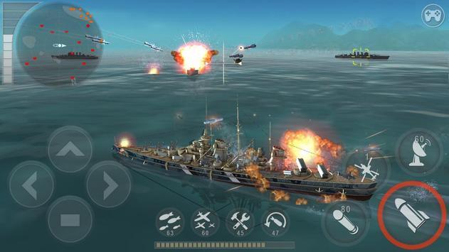 WARSHIP BATTLE 3D World War II Apk Mod