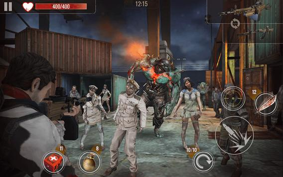 ZOMBIE SHOOTING SURVIVAL Apk Mod
