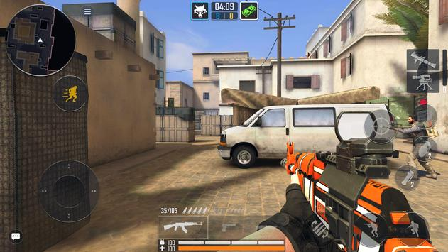 Fire Strike Online - Free Shooter FPS Mod