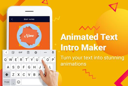 Legend - Animated Text Intro maker