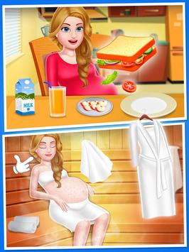 Mommy & newborn baby shower Apk Mod