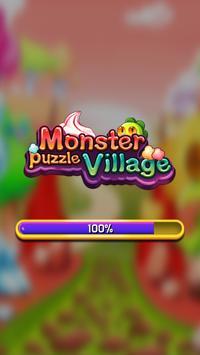 Monster Puzzle Village Apk Mod