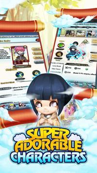 Pocket Ninja - Tales Of Leaf Apk Mod