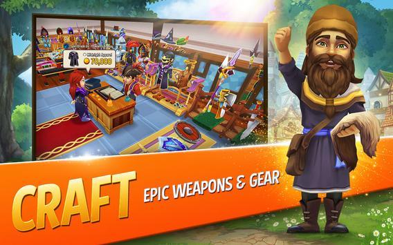 Shop Titans Epic Idle Crafter Apk Mod