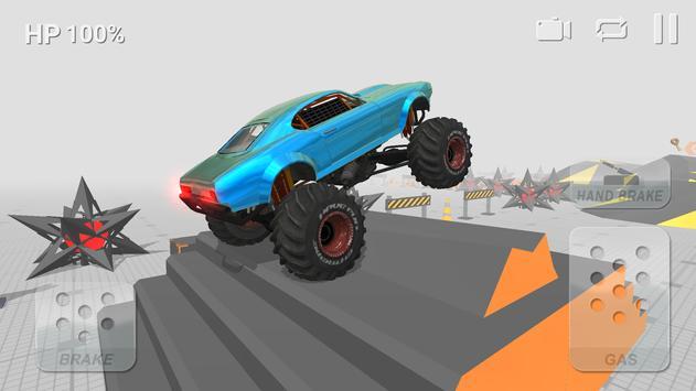 Test Driver Offroad Driving Simulator Mod
