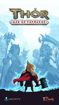 Thor War of Tapnarok Apk Mod