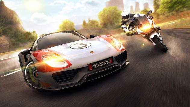 Asphalt 8 Racing Game Apk Mod