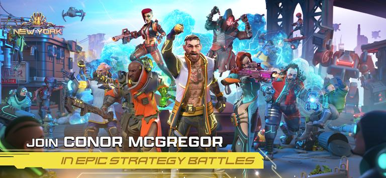 Dystopia Contest of Heroes Apk Mod