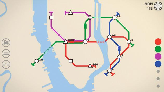 Mini Metro Apk Mod
