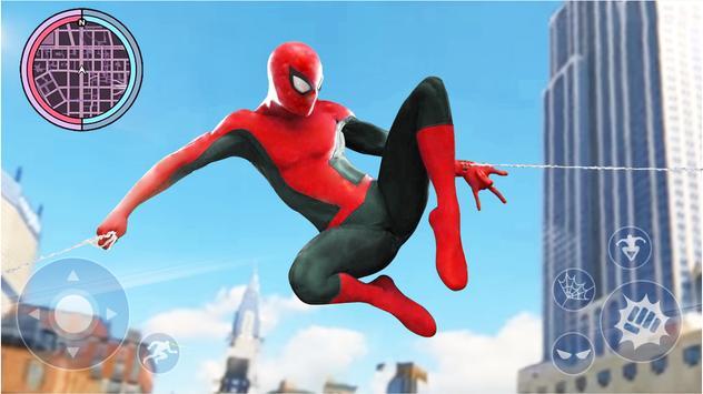 Spider Hero Rope Man Miles Morales Apk Mod