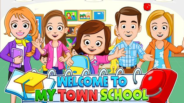 My Town Play School for Kids Free Apk Mod