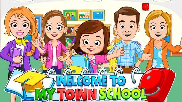 My Town School Free Apk Mod