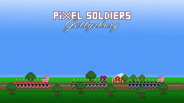 Pixel Soldiers Gettysburg Apk Mod