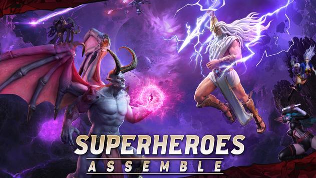 X-HERO Idle Avengers Apk Mod