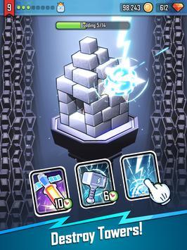 Castle Crush Idle Clicker Game Apk Mod