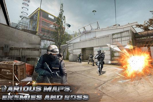 Critical strike - FPS Apk Mod