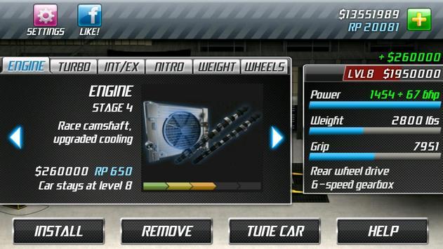 Drag Racing Apk Mod