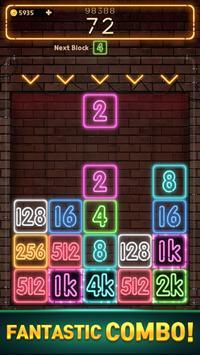 Drop Number Neon Apk Mod