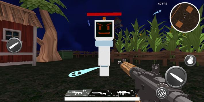 Hantu Pocong Hunter 3D Apk Mod