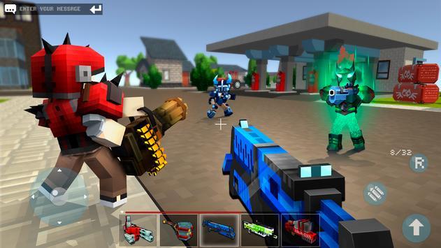 Mad GunZ pixel shooter & Battle royale