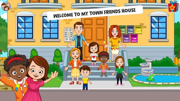 My Town Best Friends House Apk Mod