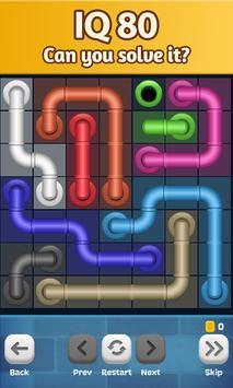 Pipe Puzzle Line Art